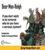 If you don't wish to be tortured why do you have a nervous system? Asdrubael Vect Founder of turning point Drukhari if TURNING ^POINl Drukhari