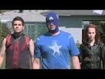 Малобюджетный трейлер к фильму Мстители Avengers Trailer,Film,,Малобюджетный трейлер фильма мстители  low-budget movie trailer avengers