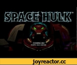 Space Hulk Announcement Trailer,Games,,Based on the best-selling board game and set in the Warhammer 40,000 universe, Space Hulk is a 3D digital turn based strategy game that recreates the classic claustrophobic board game experience for single player and multiplayer cross-platform play between PC,