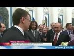 Путин заслушал ученого пацана - А чо нам с этого будет?,News,,Первый канал. Новости.