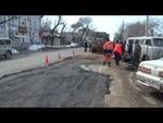 Ждём Путина - Ремонт дорог 2013,People,,Завтра в город Благовещенск, приезжает В.В. Путин. В срочном порядке латают город. Тратят наши налоги на .....