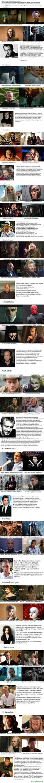 Удивительные перевоплащения актёров. Этот пост меня подтолкнули многочисленныеамплуа Джонни Деппа в его фильмах, где он сыграл пирата, гангстера, плэйбоя, индейца, доброе чудище, сумашедшего и многие другие роли. Но речь сейчас пойдёт о других не менее талантливых актёрах. 1. Гэри Олдмен наркома