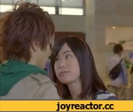 """Toma Ikuta & Haruhi Suzumiya - New Lotte's Acuo Gum Commerical (Full 30 sec ver),Film,,The commercial has Toma Ikuta (live-action Akihabara @ DEEP, Honey and Clover) chewing Acuo gum when he spies an item that is sold out at a boutique. When he blows his """"nice breath"""" onto the boutique clerk, she"""