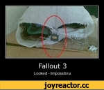 Fallout 3 Locked - Impossibru