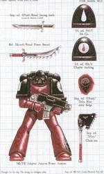 Mesh Icarcfv M-H (miMrti Hmtm C*h>) Ref 326-mrh/Rjtuai Pcnrtf Sword Imp ref. 354juf/ Delta Nine army Astirtcs Poircr Armotr