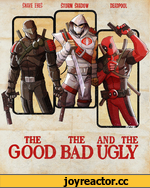 SHAKE EUES STORM SHADOW	DEADPOOL
