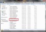 """« Локальный диск (D:) ► Mass Effect 3.Deluxe Edition ► BIOGame ► Movies Упорядочить'*' Добавить в библиотеку ▼ Общий доступ ▼ Записать на оптический диск Новая папка ¡== - ей о , ИзбранноеЛ- ИмяДата измененияТипРазмер> # ЗагрузкиEnd03_LondonBlueBad.bik02.012012 21:04Файл """"В1К""""40 749"""