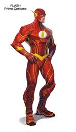 FLASH Prime Costume