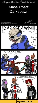 £$пшопе/!/е(2$а/г/е (d&miw ®*reáetiM: Mass Effect: Darkspawn