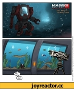 vy\ ¡III Comic by Sorrah Wilkinson (nightlyre.devianfarl.com). Mass Effect belongs to Biowaro