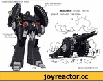 Transformers Hearts of Steel telescopic cannon .ihortnnml when carried in robot rood* guidi_guido0tin.it giant orrcorcd wheels becoao shields MEGATRON concept sketch giant cannon version
