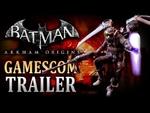 """Batman: Arkham Origins - Firefly Trailer [Gamescom 2013],Shows,,Batman: Arkham Origins - """"Nowhere to Run"""" Official Trailer of Gamescom 2013 revealing Firefly.  Follow Batman Arkham Origins show for more videos: http://www.youtube.com/show/batmanarkhamorigins  Batman Arkham Origins & Blackgate News"""