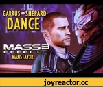 Garrus and Male Shepard Dance (extended Gamer Poop scene),Entertainment,,Extended scene from Gamer Poop: Mass Effect 3 (#6) http://www.youtube.com/watch?v=LG46DboDfhk&list=PL983609694D90EDCB FACEBOOK: https://www.facebook.com/mans1ay3r