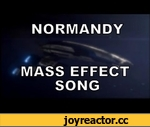 NORMANDY - Mass Effect song by Miracle Of Sound (ME3 version) Official video,Games,,An emotionally charged musical tribute to Mass Effect Download: http://miracleofsound.bandcamp.com/ T-Shirts: http://miracleofsound.spreadshirt.com/ Itunes:
