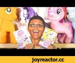 My Little Pony - Friendship Is Magic - Tay Zonday,Entertainment,,FREE MP3: http://snd.sc/174N4Nl Lamarr: http://www.youtube.com/lamarrwilson  Andre: http://www.youtube.com/blacknerdcomedy  (Entire video shot on an iPhone 5s )  ORIGINAL LYRICS:  My Little Pony, My Little Pony Ahh, ahh, ahh, ahhh...